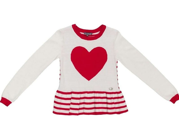 Heart jumper