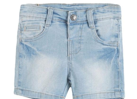 Newness denim shorts