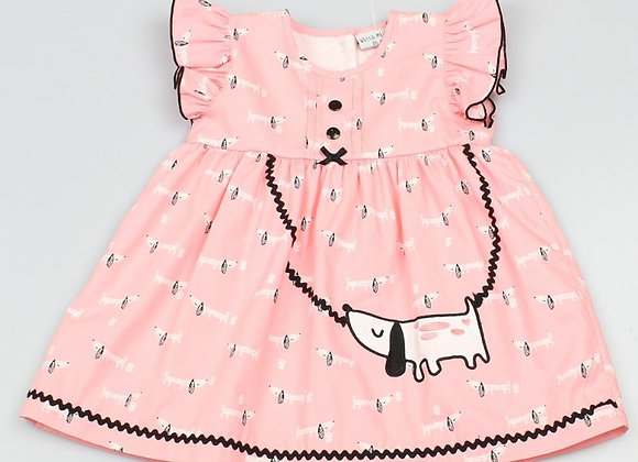 Pink pooch