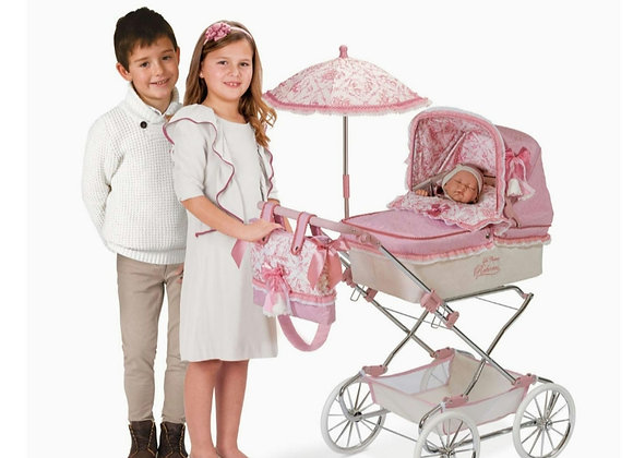 Dé cuevas Martina pram (last 1 left display model)