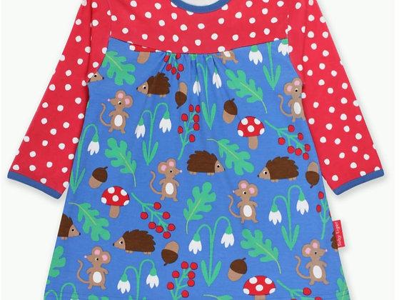 Toby tiger woodland dress