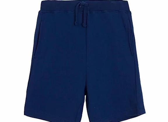 Newness Navy cotton shorts
