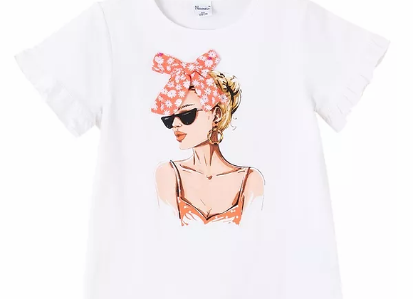 Newness Floral tee