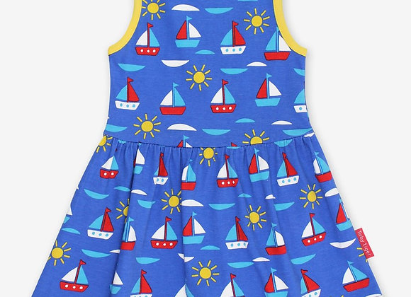 Toby tiger by the sea dress