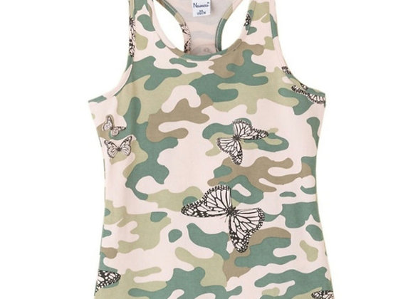 Butterfly vest top