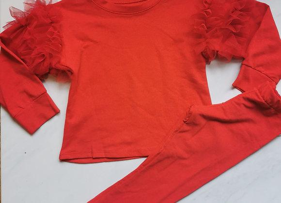 Davina red set