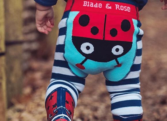 Blade & Rose ladybird leggings