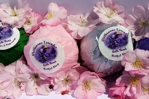Whitbourne Lavender Bath-Bombs