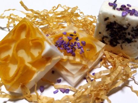 Lavender and Lemon Grass 60g soap