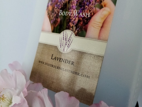 Whitbourne Lavender New Spring Range 2020. Click link below