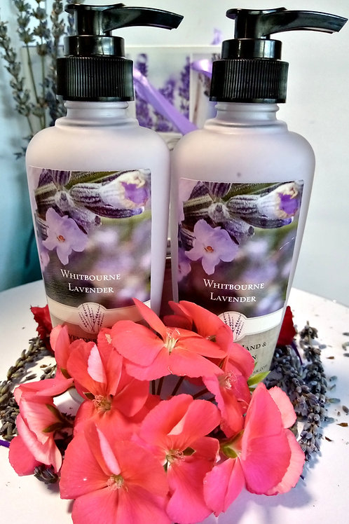 Luxury Lavender Hand and Body Lotion