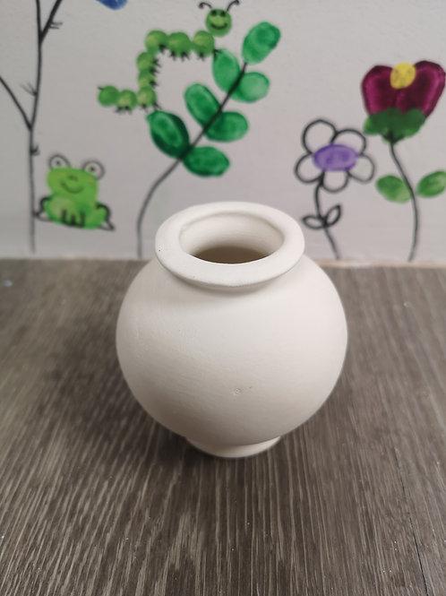 Bud Vase Round