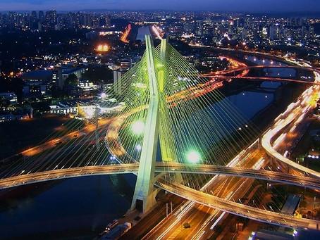 Parabéns a Cidade de São Paulo pelos seus 466 anos.