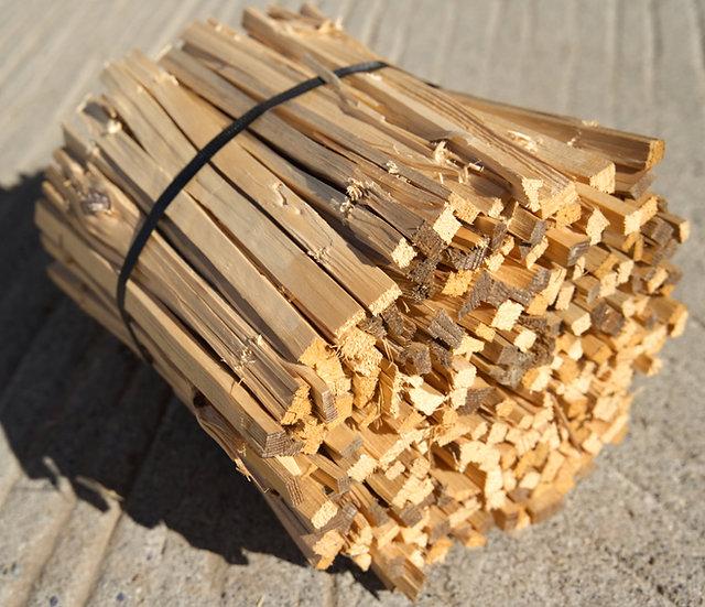 Tannenbündel (Anfeuerholz)
