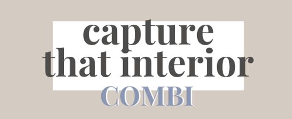 Capture That Interior COMBI