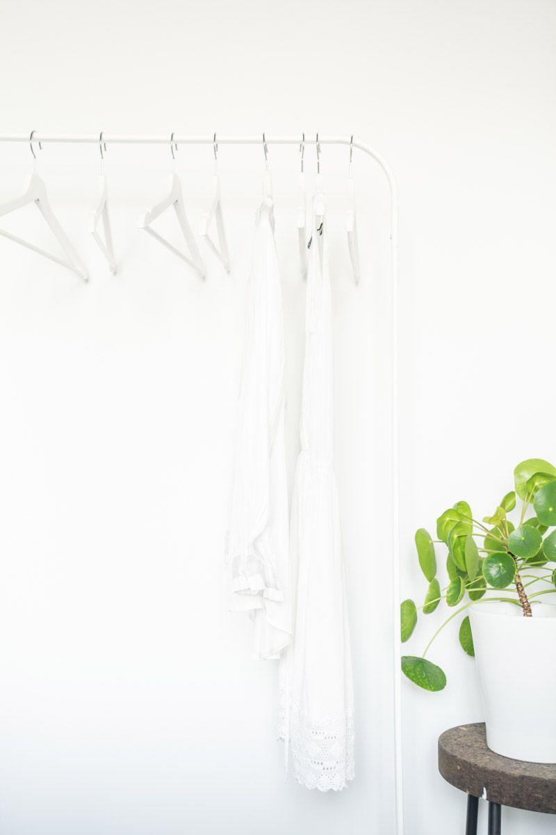 Ton-sur-ton kleurkeuzes in Silk White