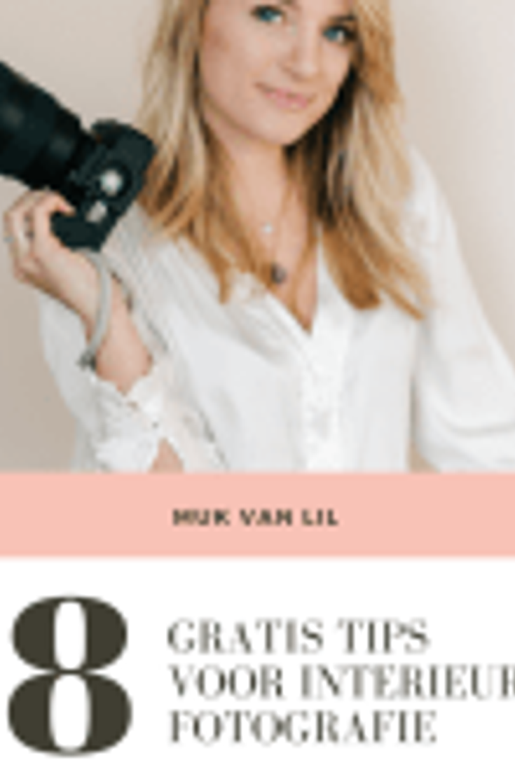 8 tips interieurfotografie