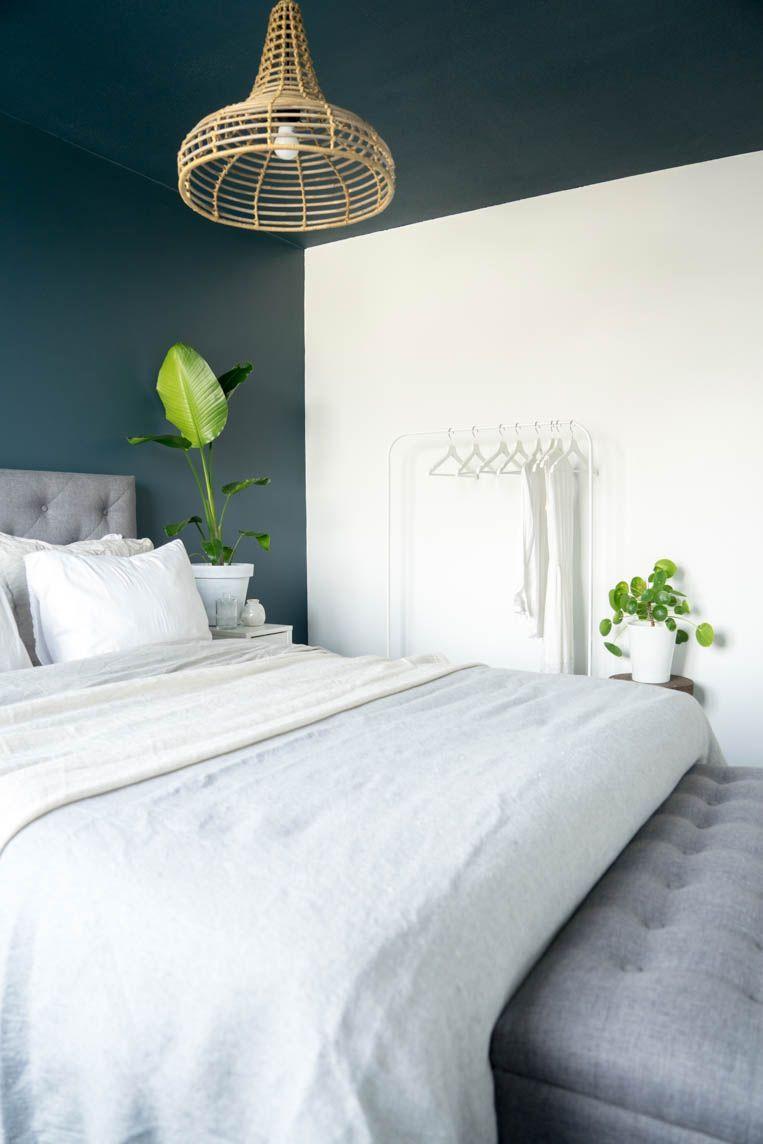 Licetto Silk White en Steel Blue