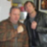 Hurrican Shane Mornings on Rock 105.9