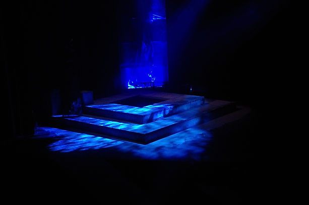Set Design Macbeth