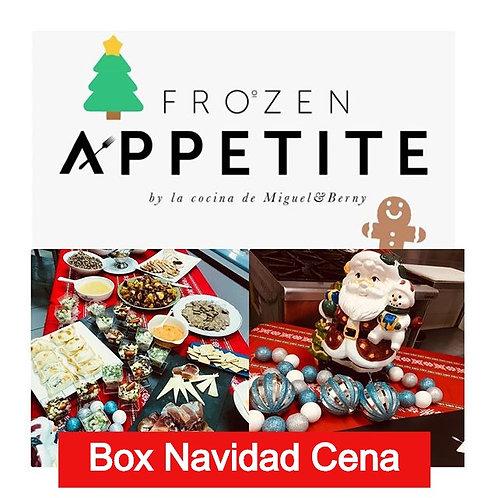Box Navidad Cena