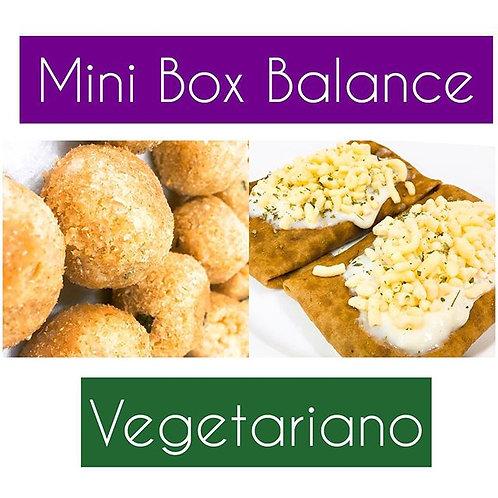 Mini Box Balance Vegetariano