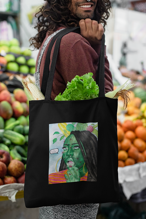 PLANTHEAD I Organic Cotton Tote Bag