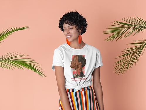 MARY I Eco-Friendly T-shirt
