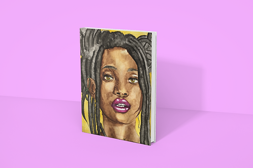 WILLOW I Softcover Notebook