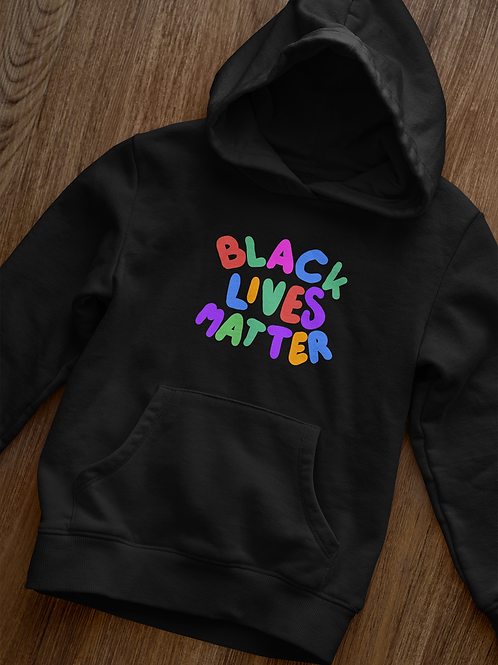 BLM I Eco Friendly Hoodie