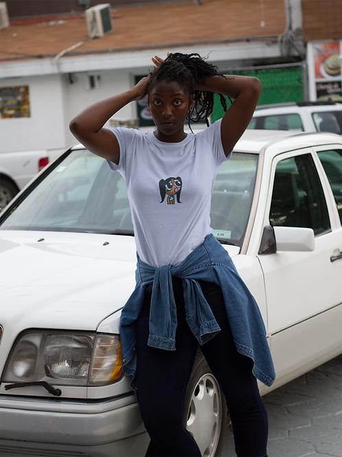 POWUHPUFF GIRL I Eco Friendly T-shirt