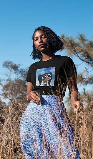 POWERPUFF PRINCESS I Eco-Friendly T-shirt