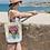 Thumbnail: PUT ME IN THE SPOTLIGHT I Organic Cotton Tote Bag