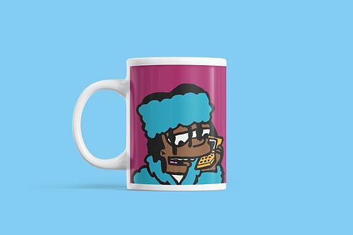 BART THE SIMP I Mug