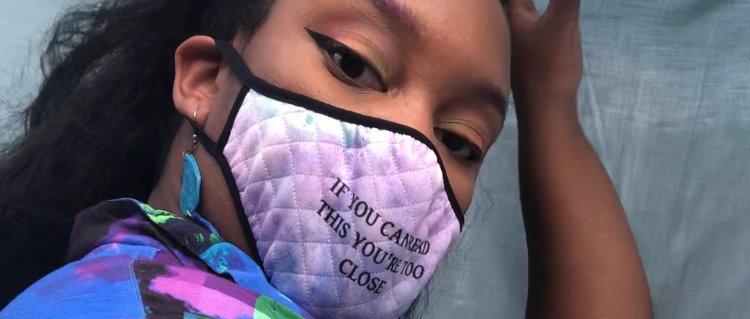 COLOURBLAST I Face Mask