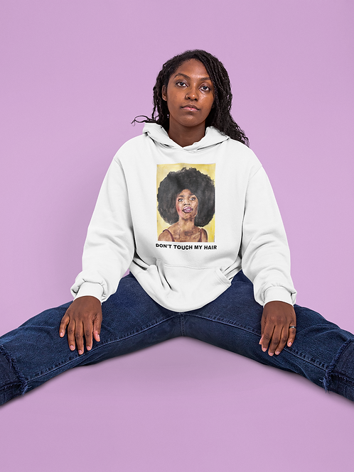 SOLANGE I Eco Friendly Hoodie