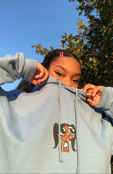 POWERPUFF PRINCESS I Eco Friendly Hoodie