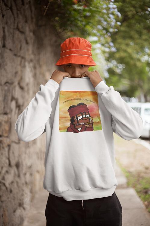 LUV URSELF I Eco Friendly Sweatshirt