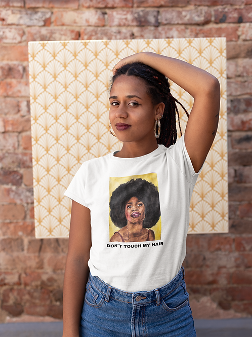 SOLANGE I Eco-Friendly T-shirt