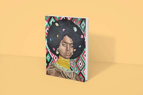 LAILA I Softcover Notebook
