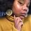 Thumbnail: Fruit slice earrings