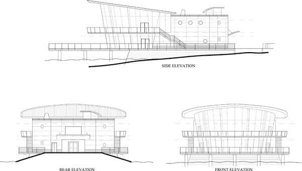 Jetty Point ELEVATIONS