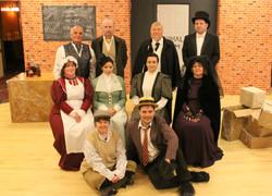 Full cast Holmes and Jekyll