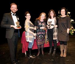 """""""Lesser Mortals"""" - Bristol awards"""