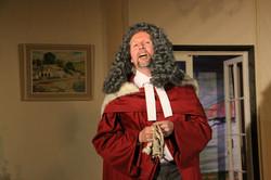 Judge Wargrave presiding