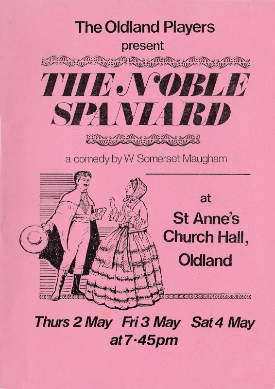 The Noble Spaniard