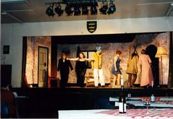 Farndale Murder Mystery - Curtain