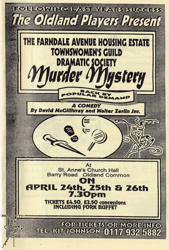 Farndale Murder Mystery