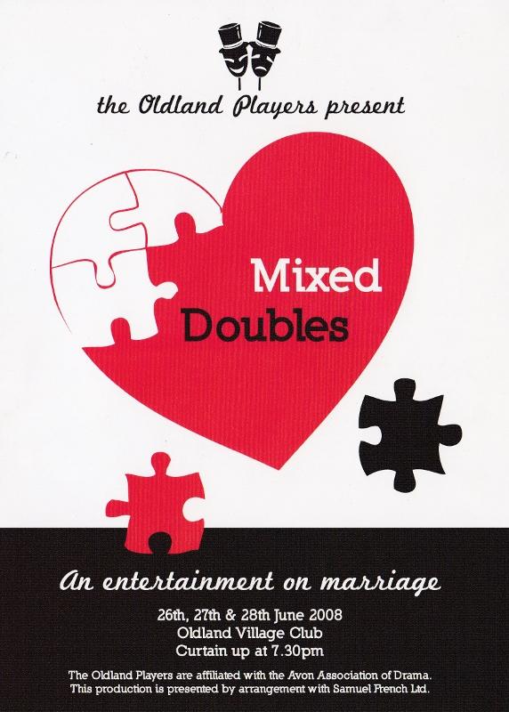 Mixed Doubles flyer