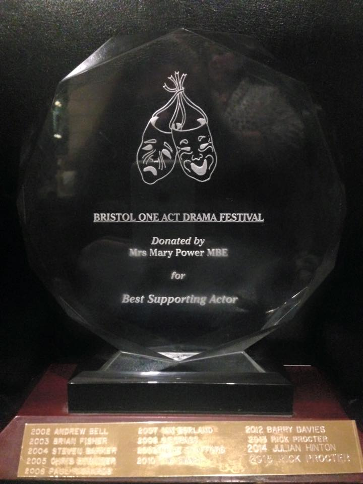 Bristol - Best Supporting Actor